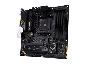 ASUS TUF GAMING B450M-PRO S AM4 AMD B450 SATA 6Gb/s Micro ATX AMD Motherboard