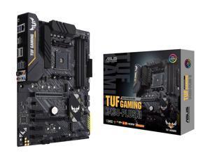 ASUS TUF GAMING B450-PLUS II AM4 AMD B450 SATA 6Gb/s ATX AMD Motherboard