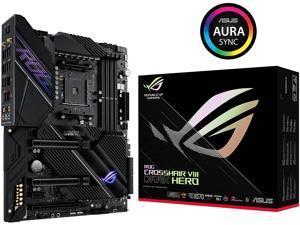 ASUS ROG Crosshair VIII Dark Hero AM4 AMD X570 SATA 6Gb/s ATX AMD Motherboard