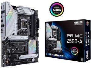 ASUS PRIME Z590-A LGA 1200 Intel Z590 SATA 6Gb/s ATX Intel Motherboard