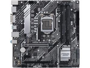 ASUS PRIME H570M-PLUS/CSM LGA 1200 Intel H570 SATA 6Gb/s Micro ATX Intel Motherboard