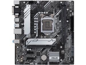 ASUS PRIME H510M-A/CSM LGA 1200 Intel H510 SATA 6Gb/s Micro ATX Intel Motherboard