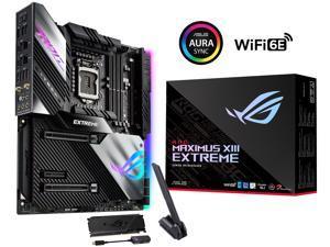 ASUS ROG MAXIMUS XIII EXTREME LGA 1200 Intel Z590 SATA 6Gb/s Extended ATX Intel Motherboard