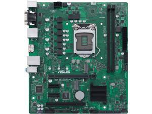 ASUS PRO H510M-CT/CSM LGA 1200 Intel H510 SATA 6Gb/s Micro ATX Intel Motherboard