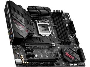 ASUS ROG STRIX B560-G GAMING WIFI LGA 1200 Intel B560 SATA 6Gb/s Micro ATX Intel Motherboard