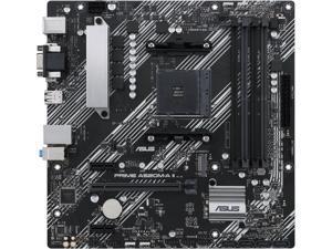 ASUS PRIME A520M-A II/CSM AM4 AMD A520 SATA 6Gb/s Micro ATX AMD Motherboard