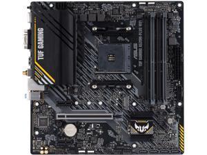 ASUS TUF GAMING A520M-PLUS WIFI AM4 AMD A520 SATA 6Gb/s Micro ATX AMD Motherboard