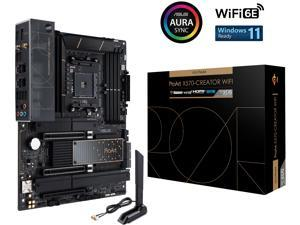 ASUS PROART X570-CREATOR WIFI AM4 AMD X570 SATA 6Gb/s ATX AMD Motherboard