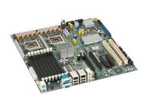 Intel S5000PSLSASR SSI EEB 3.6 (Extended ATX) Server Motherboard Dual LGA 771 Intel 5000P
