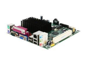 Intel BOXD525MW Intel Atom D525@ 1.8GHz (Dual Core) BGA559 Intel NM10 Mini ITX Motherboard / CPU Combo