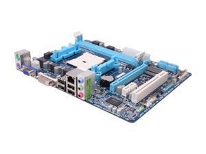 GIGABYTE GA-A55M-DS2 FM1 AMD A55 (Hudson D2) Micro ATX AMD Motherboard