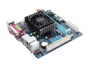 GIGABYTE GA-E350N AMD E-350D APU AMD A45 FCH Mini ITX Motherboard / CPU Combo