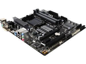 GIGABYTE GA-78LMT-USB3 (rev. 6.0) AM3+/AM3 AMD 760G USB 3.0 HDMI Micro ATX AMD Motherboard