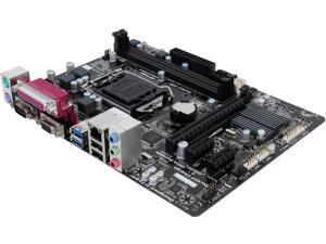 GIGABYTE GA-H81M-DS2 LGA 1150 Intel H81 SATA 6Gb/s USB 3.0 Micro ATX Intel Motherboard