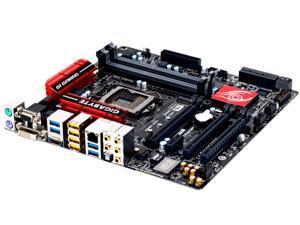 GIGABYTE G1 Gaming GA-Z97MX-Gaming 5 (rev. 1.0) LGA 1150 Intel Z97 HDMI SATA 6Gb/s USB 3.0 Micro ATX Intel Motherboard