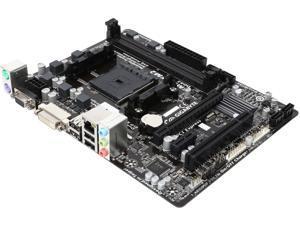 GIGABYTE GA-F2A58M-DS2 rev 3.0 FM2+ AMD A58 Micro ATX AMD Motherboard