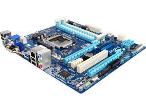 GIGABYTE GA-H77M-D3H LGA 1155 Intel H77 HDMI SATA 6Gb/s USB 3.0 Micro ATX Intel Motherboard