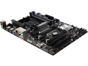 GIGABYTE GA-970A-D3P AM3+/AM3 AMD 970 6 x SATA 6Gb/s USB 3.0 ATX AMD Motherboard Certified Refurbished