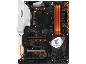 GIGABYTE AORUS GA-Z270X-Gaming 5 (rev. 1.0) LGA 1151 Intel Z270 HDMI SATA 6Gb/s USB 3.1 ATX Intel Motherboard