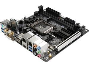 GIGABYTE GA-H270N-WIFI (rev. 1.0) LGA 1151 Intel H270 HDMI SATA 6Gb/s USB 3.1 Mini ITX Motherboards - Intel