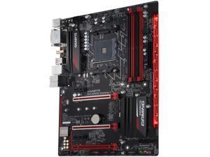 GIGABYTE GA-AB350-GAMING 3 (rev. 1.0) AM4 AMD B350 SATA 6Gb/s USB 3.1 HDMI ATX AMD Motherboard