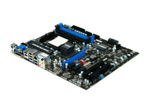 MSI 785G-E53 AM3 AMD 785G HDMI ATX AMD Motherboard