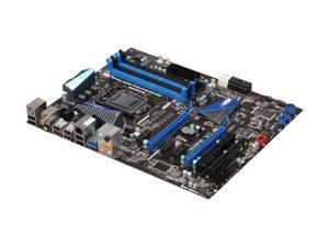 MSI P67A-GD53 (B3) LGA 1155 Intel P67 SATA 6Gb/s USB 3.0 ATX Intel Motherboard with UEFI BIOS