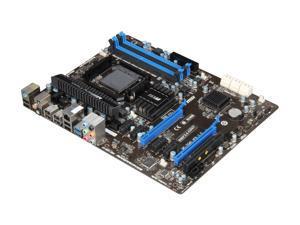 MSI 990FXA-GD65 AM3+ AMD 990FX SATA 6Gb/s USB 3.0 ATX AMD Motherboard
