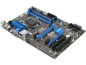 MSI Z87-G41 PC Mate LGA 1150 Intel Z87 HDMI SATA 6Gb/s USB 3.0 ATX High Performance CF Intel Motherboard