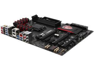 MSI Z97-Gaming 7 LGA 1150 Intel Z97 HDMI SATA 6Gb/s USB 3.0 ATX Intel Motherboard