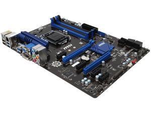 MSI Z97 Guard-Pro LGA 1150 Intel Z97 SATA 6Gb/s USB 3.0 ATX Intel Motherboard