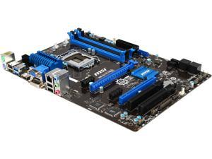 MSI B85-G41 PC MATE-R LGA 1150 Intel B85 HDMI SATA 6Gb/s USB 3.0 ATX High Performance CF Intel Motherboard Certified Refurbished