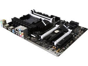 MSI 970A SLI Krait Edition AM3+ AMD 970 & SB950 SATA 6Gb/s USB 3.1 ATX AMD Motherboard
