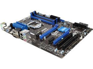 MSI Z97 PC Mate LGA 1150 Intel Z97 HDMI SATA 6Gb/s USB 3.0 ATX Motherboards - Intel