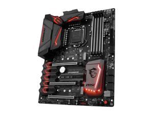 MSI Z270 GAMING M7 LGA 1151 Intel Z270 HDMI SATA 6Gb/s USB 3.1 ATX Intel Motherboards