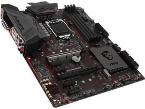 MSI Z270 GAMING M3 LGA 1151 Intel Z270 HDMI SATA 6Gb/s USB 3.1 ATX Motherboards - Intel
