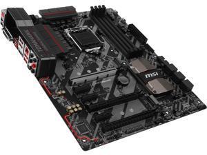 MSI Z270 TOMAHAWK LGA 1151 Intel Z270 HDMI SATA 6Gb/s USB 3.1 ATX Intel Motherboard