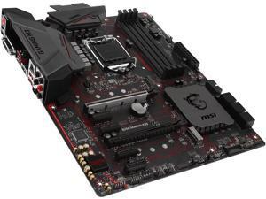 MSI B250 GAMING M3 LGA 1151 Intel B250 HDMI SATA 6Gb/s USB 3.1 ATX Motherboards - Intel