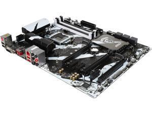 MSI B250 KRAIT GAMING LGA 1151 Intel B250 HDMI SATA 6Gb/s USB 3.1 ATX Motherboards - Intel