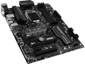MSI B250 PC MATE LGA 1151 Intel B250 HDMI SATA 6Gb/s USB 3.1 ATX Intel Motherboard