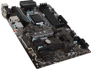 MSI Z270-A PRO LGA 1151 Intel Z270 SATA 6Gb/s USB 3.1 ATX Intel Motherboard