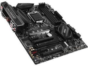MSI B250 GAMING PRO CARBON LGA 1151 Intel B250 HDMI SATA 6Gb/s USB 3.1 ATX Intel Motherboard