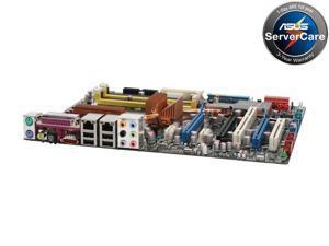ASUS P5NT WS ATX Server Motherboard LGA 775 NVIDIA nForce Dual PCI-E x 16 DDR2 800