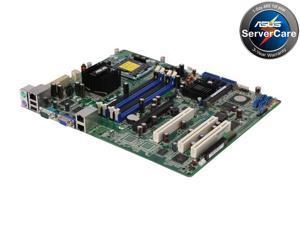 ASUS P5BV-E/SAS ATX Server Motherboard LGA 775 Intel 3200 DDR2 800