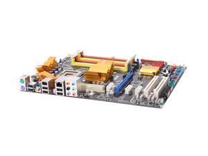 ASUS P5QC LGA 775 Intel P45 ATX Intel Motherboard
