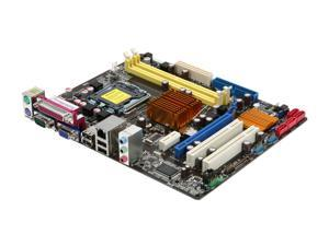 ASUS P5KPL-AM EPU LGA 775 Intel G31 Micro ATX Intel Motherboard