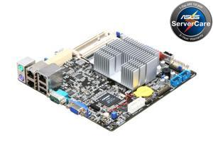 ASUS Hummingbird Mini ITX Server Class Pineview with Dedicated Remote Management Intel NM10 DDR2 667