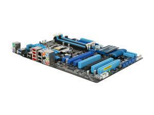 ASUS P8P67 LE LGA 1155 Intel P67 SATA 6Gb/s USB 3.0 ATX Intel Motherboard