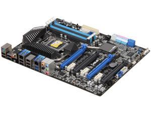 ASUS P8P67 WS REVOLUTION<REV 3.0> LGA 1155 Intel P67 / NVIDIA NF200 SATA 6Gb/s USB 3.0 ATX Intel Motherboard with UEFI BIOS