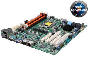 ASUS P8B-M LGA 1155 Intel C204 Micro ATX Intel Xeon E3 Server Motherboard
